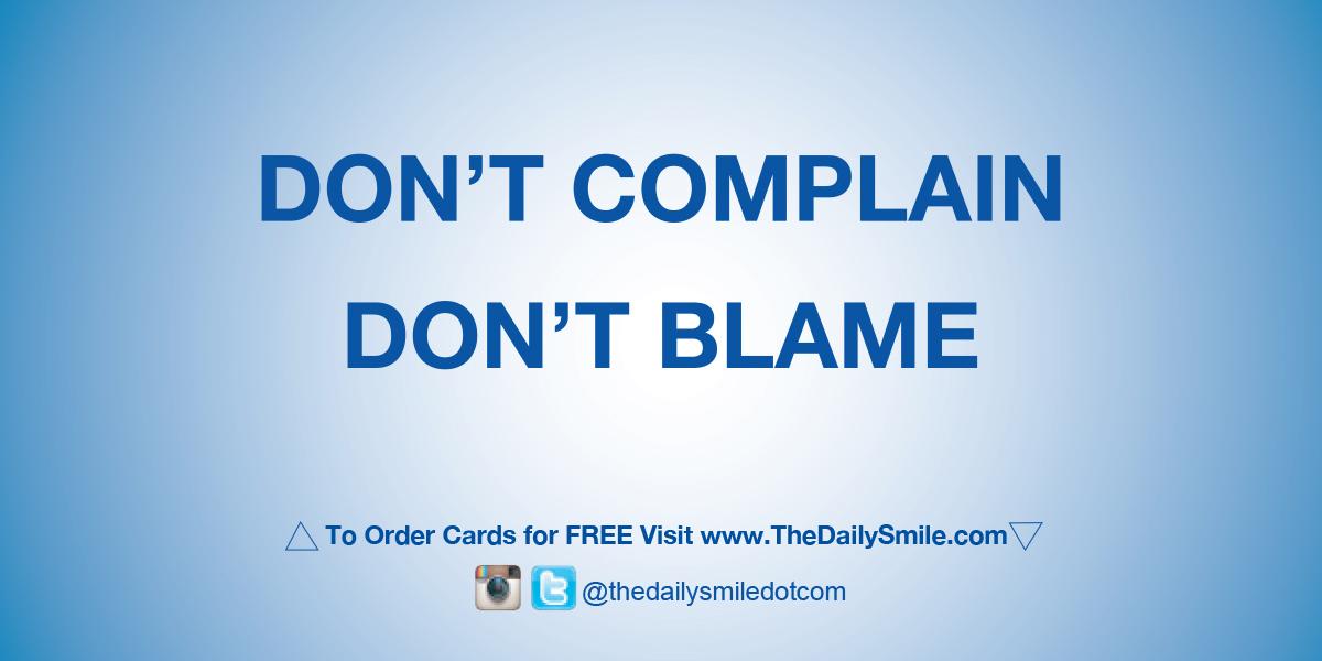 Dont-Complain-Front