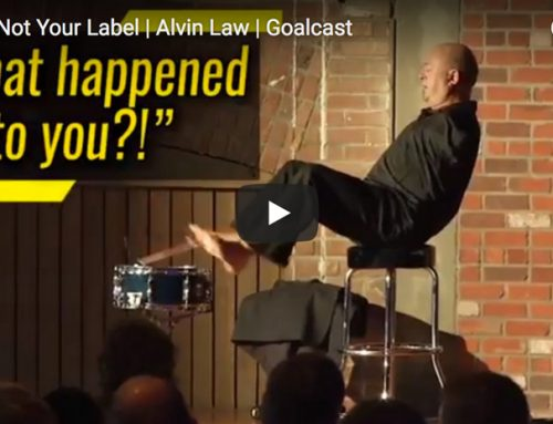 You're Not Your Label – Alvin Law – Goldcoast